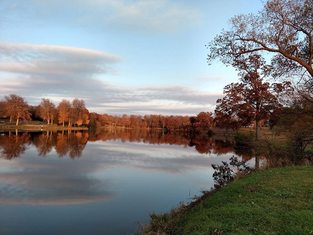 Lake Eureka Disc Golf Course